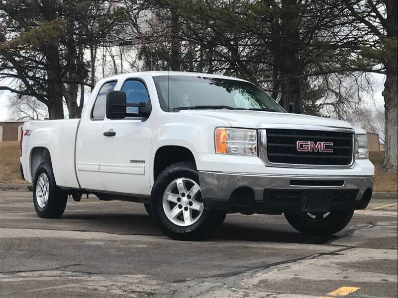 2010 GMC Sierra 1500 for sale at Used Cars and Trucks For Less in Millcreek UT