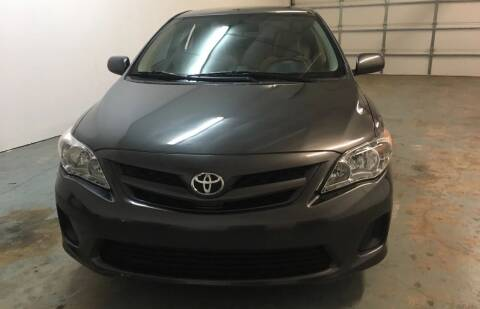 2013 Toyota Corolla for sale at Affordable Auto Sales in Dallas TX