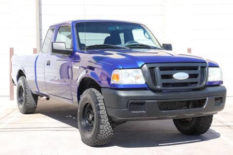 2006 Ford Ranger for sale at MG Motors in Tucson AZ