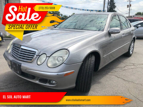 2006 Mercedes-Benz E-Class for sale at EL SOL AUTO MART in Franklin Park IL