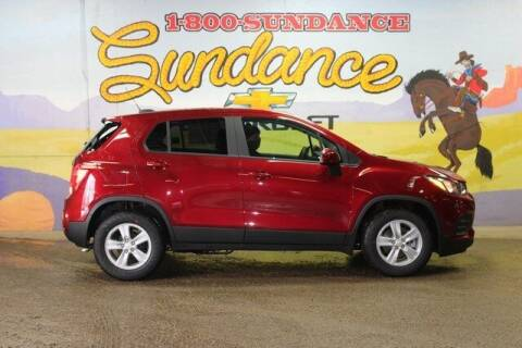 2021 Chevrolet Trax for sale at Sundance Chevrolet in Grand Ledge MI