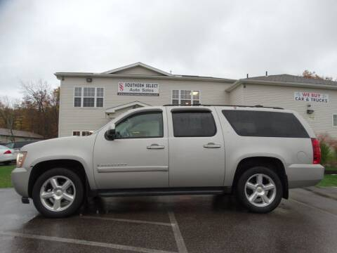 2009 Chevrolet Suburban for sale at SOUTHERN SELECT AUTO SALES in Medina OH