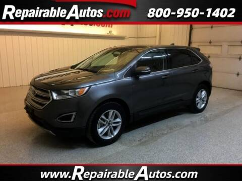 2017 Ford Edge for sale at Ken's Auto in Strasburg ND