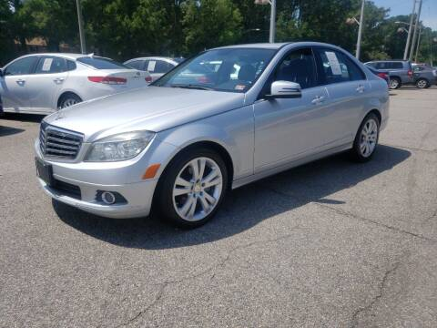 2010 Mercedes-Benz C-Class for sale at Auto 757 in Norfolk VA