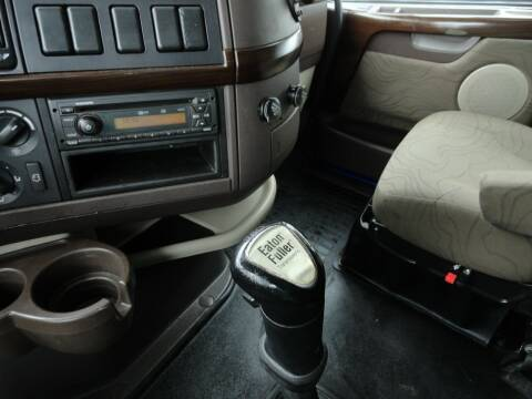 2013 Volvo VLN670 CONVENTIONAL