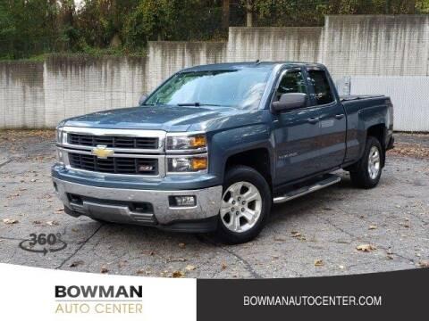 2014 Chevrolet Silverado 1500 for sale at Bowman Auto Center in Clarkston MI