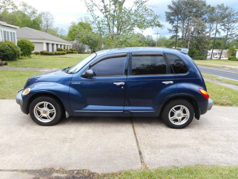2001 Chrysler PT Cruiser for sale at Cooper's Wholesale Cars in West Point MS