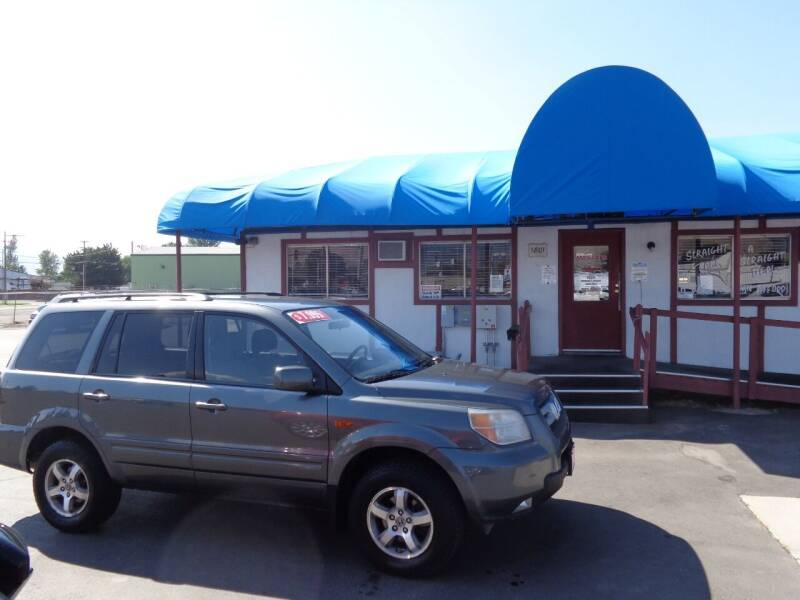 2008 Honda Pilot for sale at Jim's Cars by Priced-Rite Auto Sales in Missoula MT
