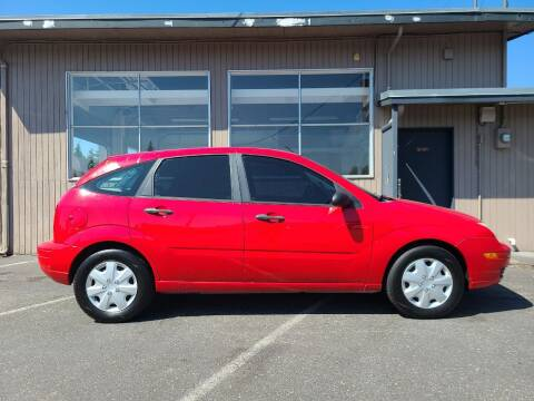 2005 Ford Focus for sale at Westside Motors in Mount Vernon WA
