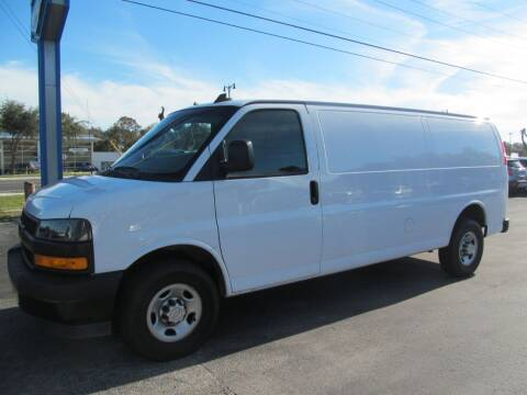 2020 Chevrolet Express Cargo for sale at Blue Book Cars in Sanford FL