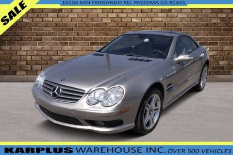 2006 Mercedes-Benz SL-Class for sale at Karplus Warehouse in Pacoima CA