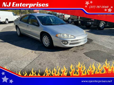 2004 Dodge Intrepid for sale at NJ Enterprises in Indianapolis IN