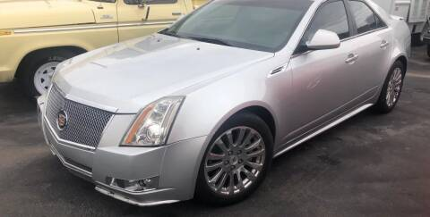 2010 Cadillac CTS for sale at DPM Motorcars in Albuquerque NM