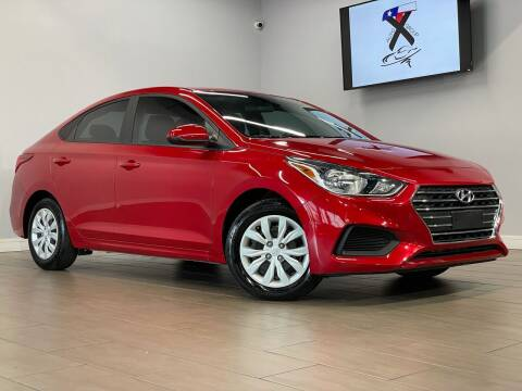 2020 Hyundai Accent for sale at TX Auto Group in Houston TX