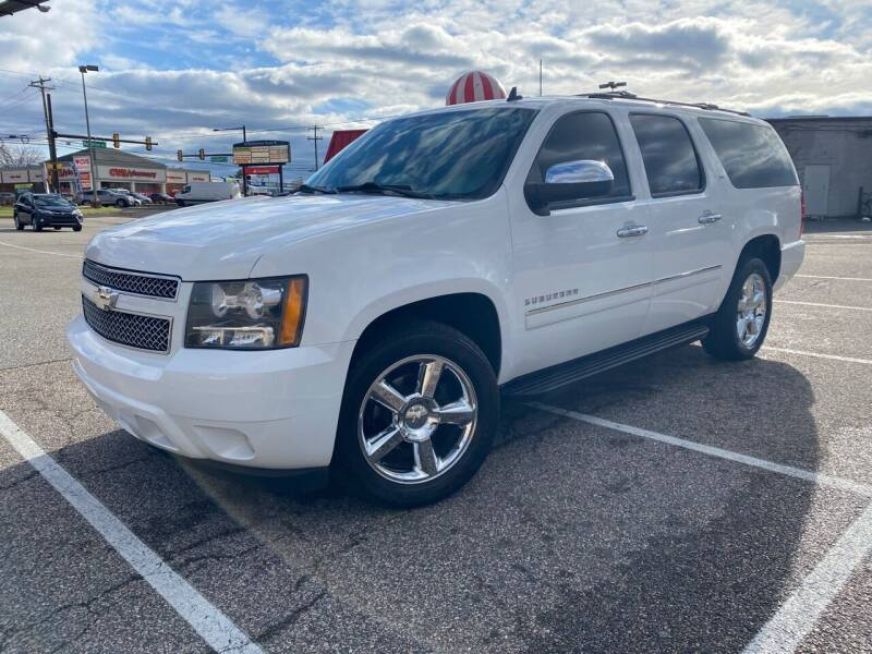 2014 Chevrolet Suburban for sale at PA Auto World in Levittown PA