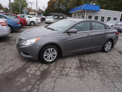 2011 Hyundai Sonata for sale at Colonial Motors in Mine Hill NJ