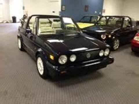 1982 Volkswagen Rabbit for sale at Classic Car Deals in Cadillac MI