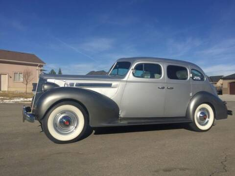 1938 Packard 1601 for sale at Classic Car Deals in Cadillac MI