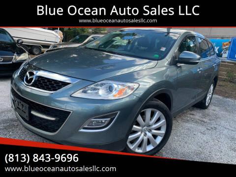 2010 Mazda CX-9 for sale at Blue Ocean Auto Sales LLC in Tampa FL