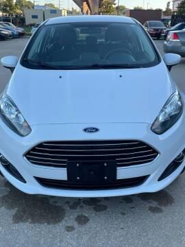 2019 Ford Fiesta for sale at D & J's Automotive Sales LLC in Olathe KS