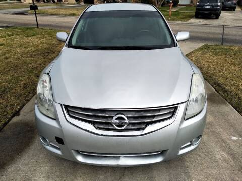 2012 Nissan Altima for sale at Auto Public Wholesale - New Orleans in Metairie LA