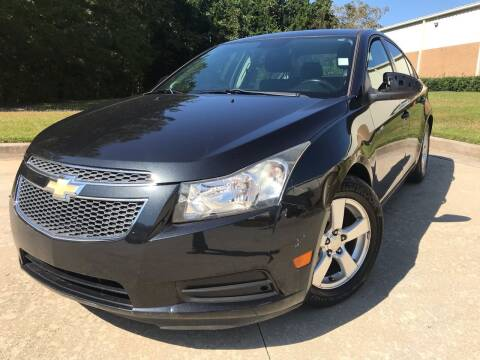 2013 Chevrolet Cruze for sale at el camino auto sales - Global Imports Auto Sales in Buford GA