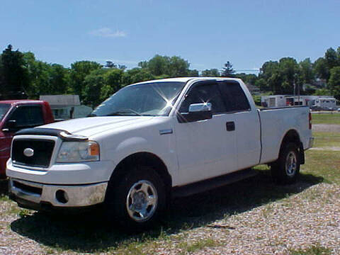 2006 Ford F-150 for sale at Bates Auto & Truck Center in Zanesville OH