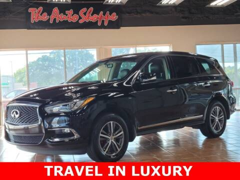 2017 Infiniti QX60 for sale at The Auto Shoppe in Springfield MO