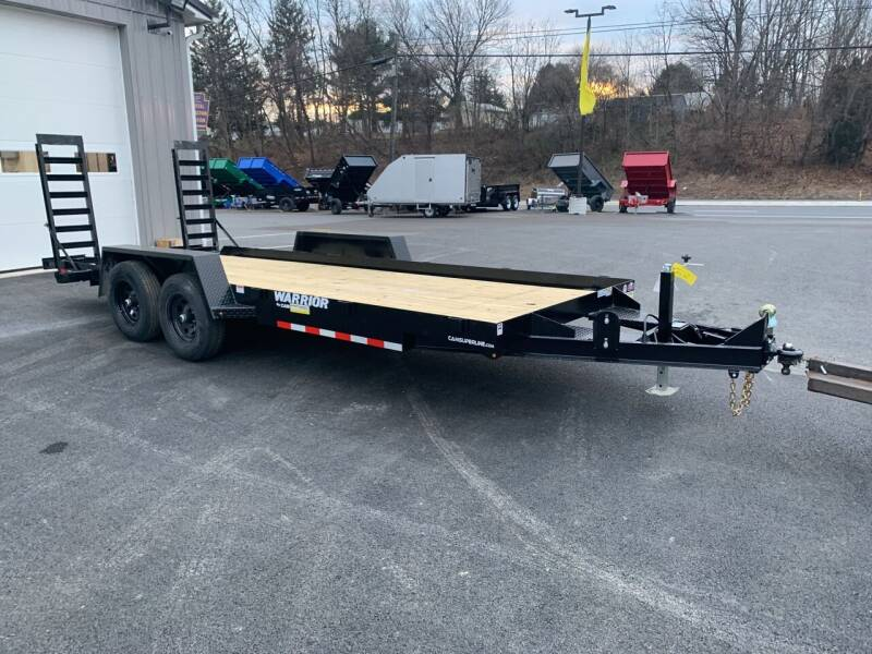 2021 Cam Superline 18' Warrior for sale at Smart Choice 61 Trailers in Shoemakersville PA