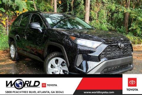 2021 Toyota RAV4 for sale at CU Carfinders in Norcross GA