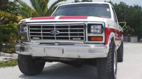 1984 Ford F-250 for sale at Southwest Florida Auto in Fort Myers FL
