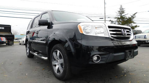 2013 Honda Pilot for sale at Action Automotive Service LLC in Hudson NY