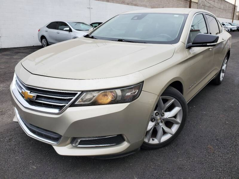 2014 Chevrolet Impala for sale at Auto Center Of Las Vegas in Las Vegas NV