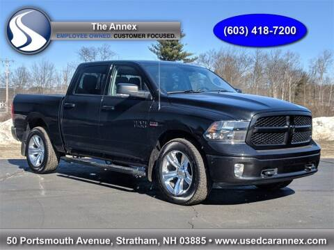 2018 RAM Ram Pickup 1500 for sale at The Annex in Stratham NH