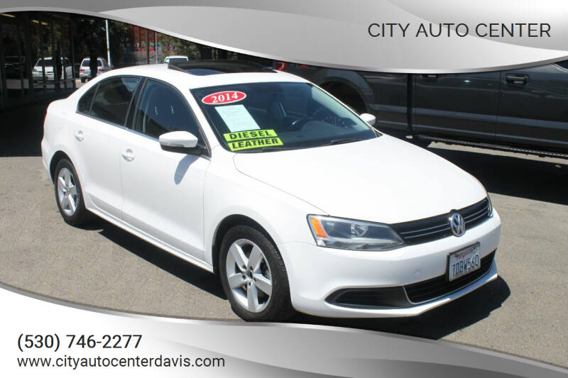2014 Volkswagen Jetta for sale at City Auto Center in Davis CA