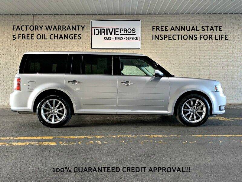 2019 Ford Flex for sale at Drive Pros in Charles Town WV