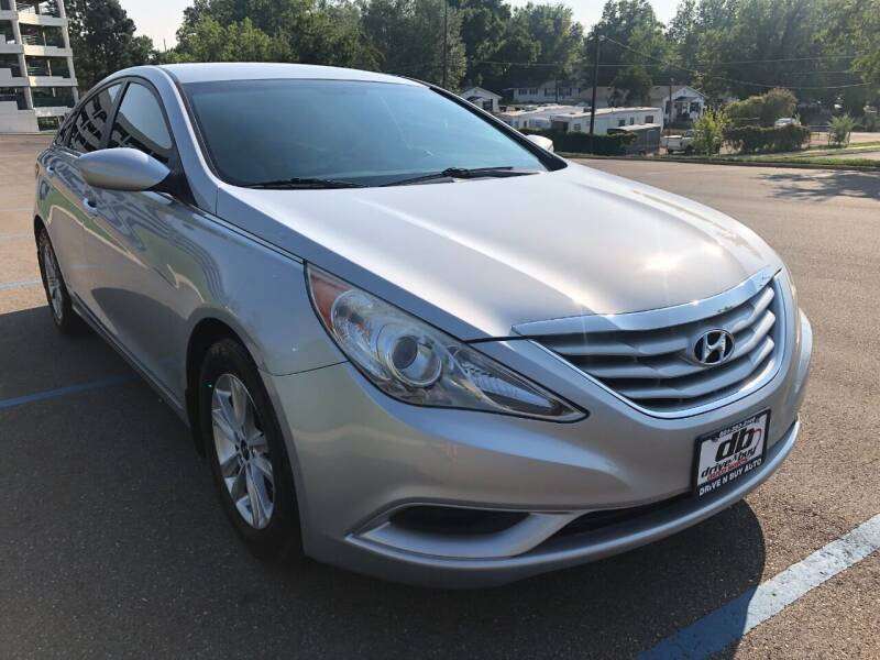 2011 Hyundai Sonata for sale at DRIVE N BUY AUTO SALES in Ogden UT
