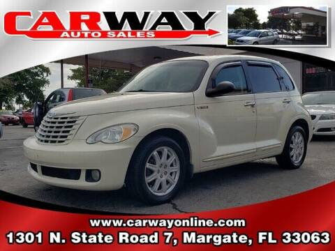 2006 Chrysler PT Cruiser for sale at CARWAY Auto Sales in Margate FL
