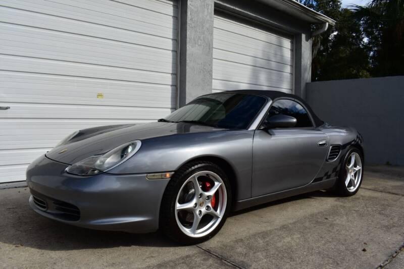 2004 Porsche Boxster for sale at Advantage Auto Group Inc. in Daytona Beach FL