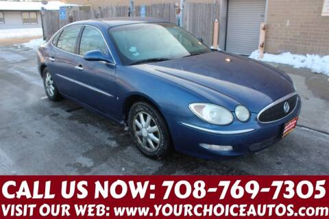 2006 Buick LaCrosse for sale at Your Choice Autos in Posen IL