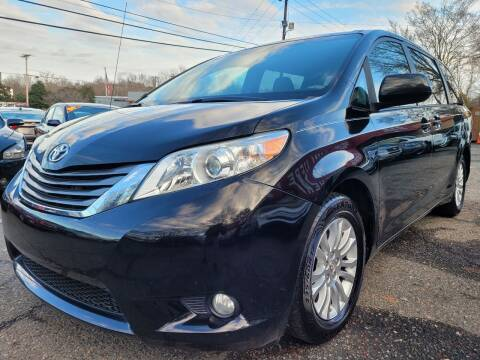 2011 Toyota Sienna for sale at Ace Auto Brokers in Charlotte NC