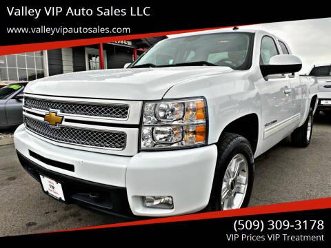 2013 Chevrolet Silverado 1500 for sale at Valley VIP Auto Sales LLC - Valley VIP Auto Sales - E Sprague in Spokane Valley WA
