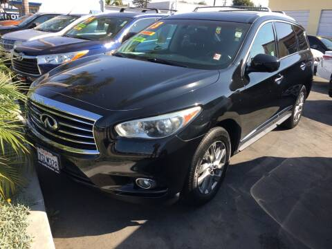 2013 Infiniti JX35 for sale at Auto Max of Ventura in Ventura CA
