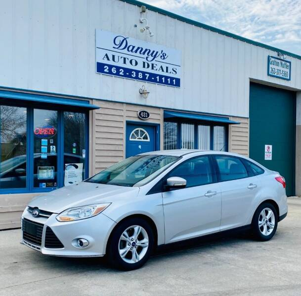 2014 Ford Focus for sale at Danny's Auto Deals in Grafton WI