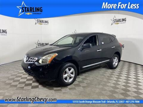 2013 Nissan Rogue for sale at Pedro @ Starling Chevrolet in Orlando FL