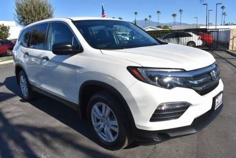 2018 Honda Pilot for sale at DIAMOND VALLEY HONDA in Hemet CA