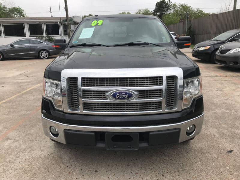 2009 Ford F-150 for sale at SOUTHWAY MOTORS in Houston TX