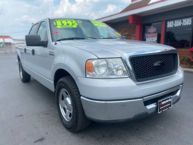 2007 Ford F-150 for sale at Premium Motors in Louisville KY