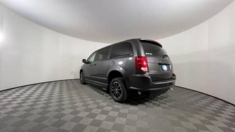 2018 Dodge Grand Caravan for sale at AMS Vans in Tucker GA