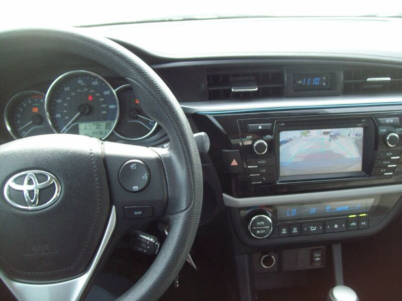 2016 Toyota Corolla LE Premium 4dr Sedan - Milford NH